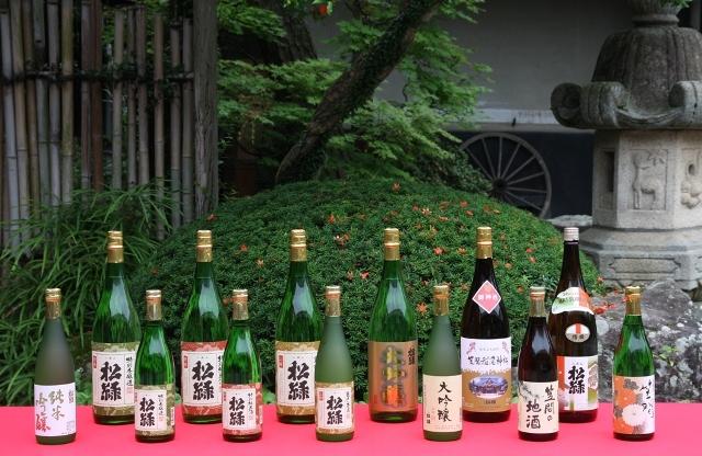 松緑商品ラインナップ