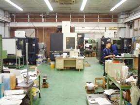 工場内写真